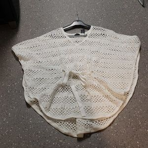 Womans crotched  sweater